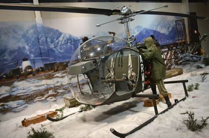the role and importance of the helicopters in the vietnam war Thanks in large part to numerous appearances on the silver screen, it's difficult to  picture the vietnam war without seeing the uh-1 iroquois.