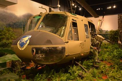 Vietnam - Army Transportation Museum, Joint Base Langley-Eustis, VA