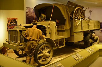 World War I - Army Transportation Museum, Joint Base Langley-Eustis, VA